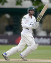 Richard Oliver got the chase off to a good start with 47 off 34 balls, Worcestershire v New Zealanders, Tour match, New Road, 4th day, May 17, 2015