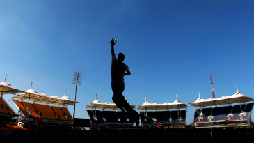 MA Chidambaram Stadium general view
