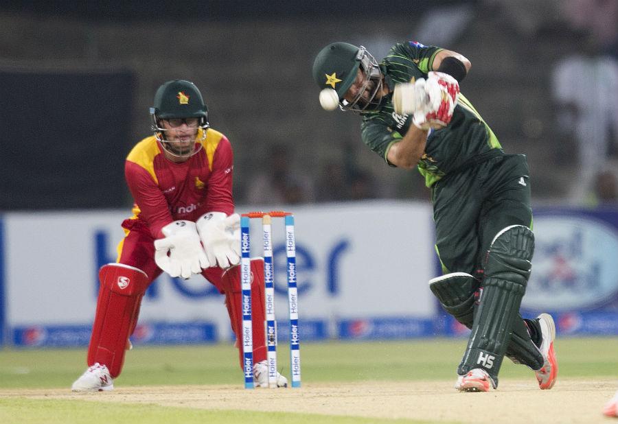 Pakistan vs Zimbabwe Highlights 2nd T20