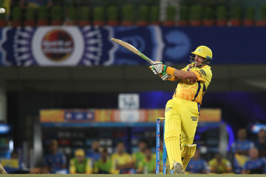 Michael Hussey, however, kept the chase under control compiling a 46-ball 56 before falling to Wiese