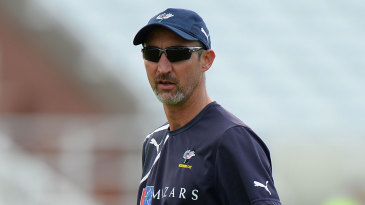 Jason Gillespie is the topic of many conversations
