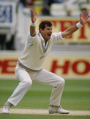 Richard Hadlee: master of the game