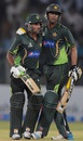 Bilawal Bhatti and Imad Wasim held their nerve to guide Pakistan home, Pakistan v Zimbabwe, 2nd T20I, Lahore, May 24, 2015