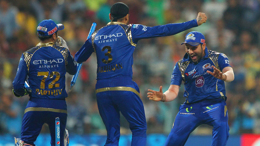Image result for IPL 2017 live score updates and highlights: Samuel Badree hat-trick wipes out Mumbai top order