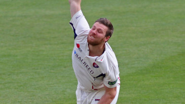 Matt Coles is back with Kent for 2015