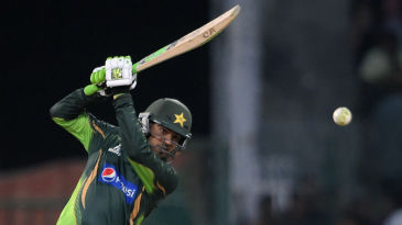 Haris Sohail hits it straight