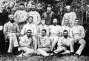 Members of the Australian squad that toured England in 1878, May 25, 1878