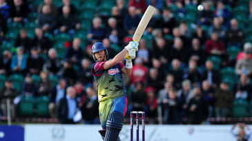 Sam Northeast made 96 to set Kent up for victory