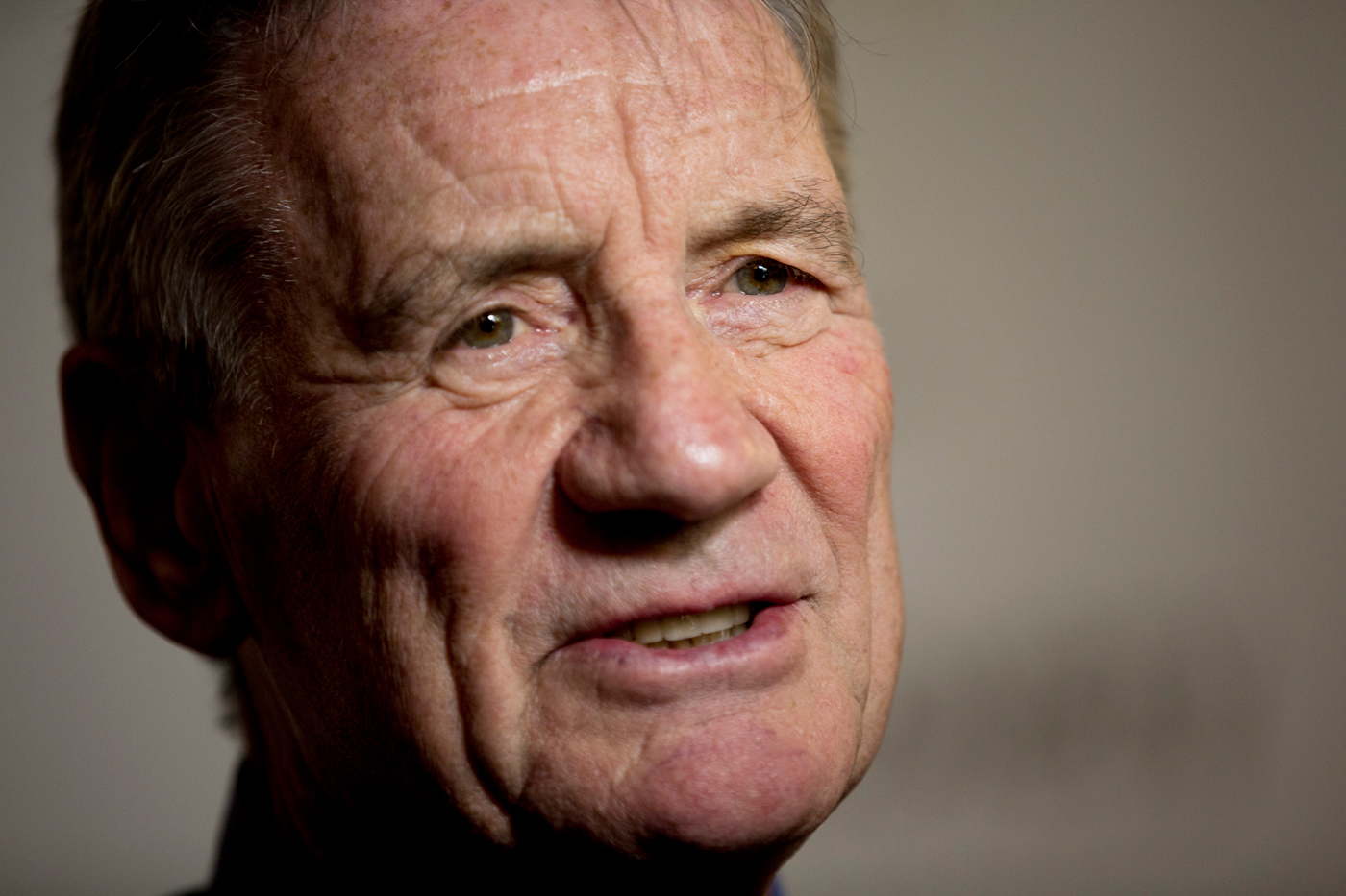Michael Palin close-up
