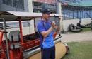 BCB High Performance coach Mal Loye has begun his stint, Mirpur, June 2, 2015