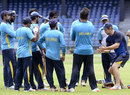 Jonty Rhodes during a fielding training session with Sri Lanka players, Colombo, June 3, 2015