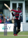 Chris Gayle's took his tournament tally to 328, Somerset v Hampshire, NatWest T20 Blast South Group, Taunton, June 5, 2015
