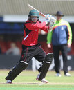Angus Robson scored his maiden List A half-century, Leicestershire v New Zealanders, Tour match, Grace Road, June 6, 2015