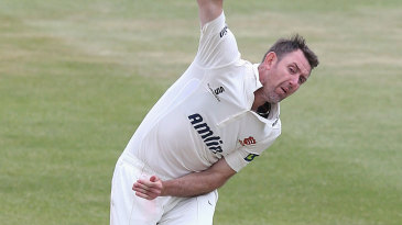 David Masters took the opening wicket