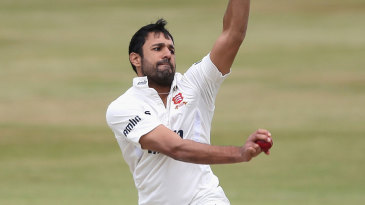 Ravi Bopara made two early inroads