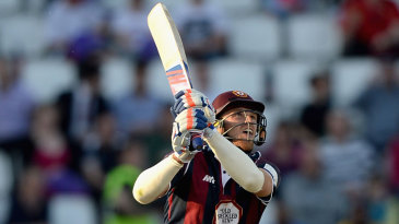 David Willey clubbed 60 off 27 balls