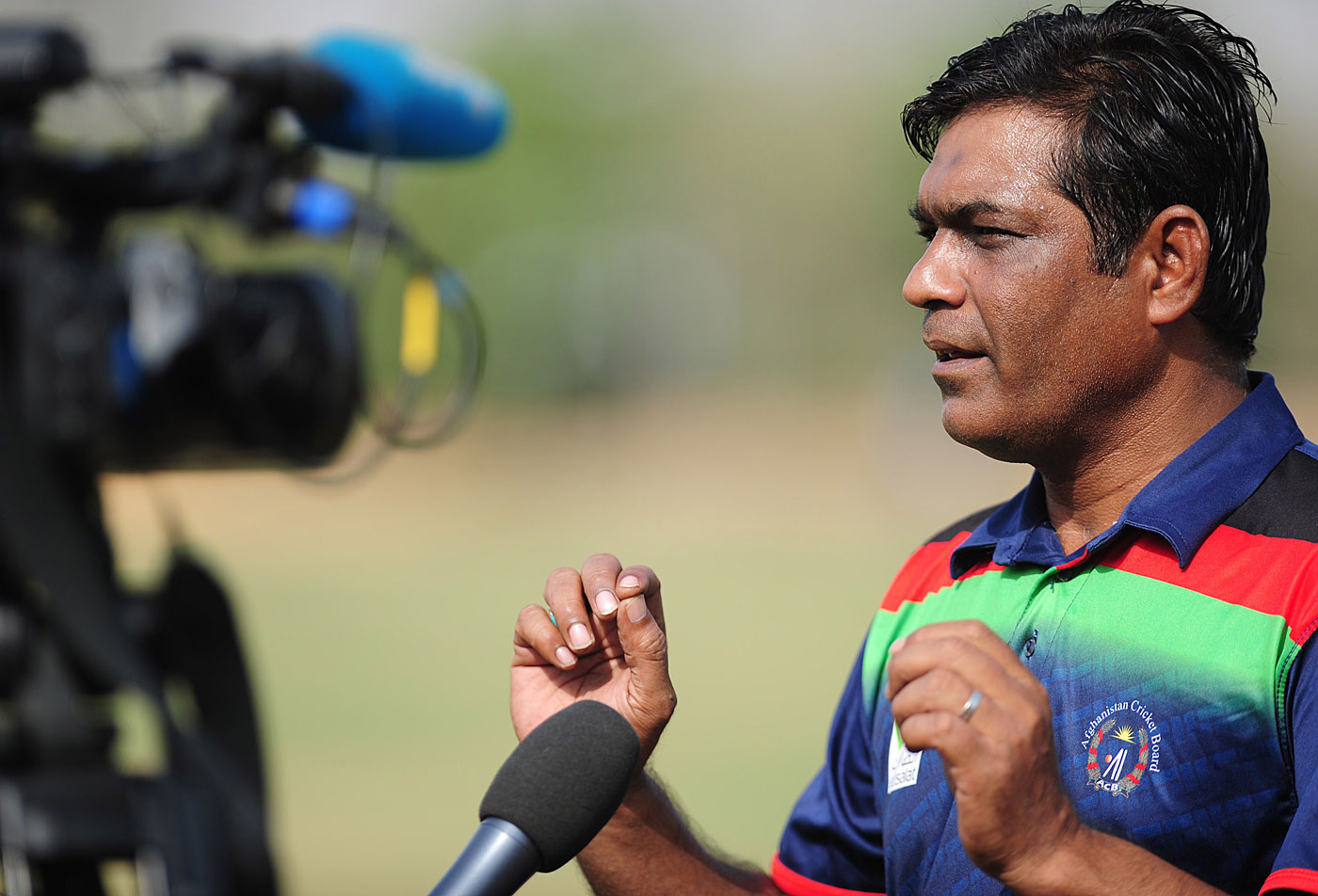 Rashid Latif's presence in Kaneria's corner is somewhat disorienting, given his record as a crusading whistleblower