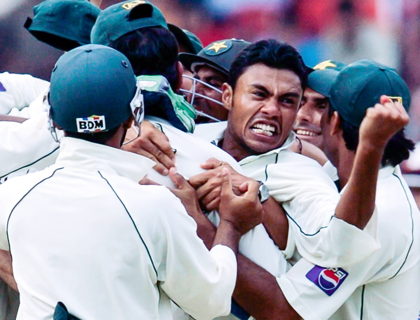 Kaneria filled the legspinner's vacancy left by Mushtaq Ahmed, taking 261 Test wickets in 61 Tests