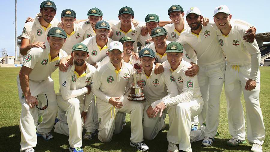 Pakistan Tour Of Australia