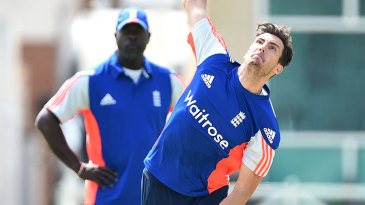 Steven Finn has returned impressively to the England fold