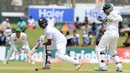 Kithuruwan Vithanage steers the ball through the off side, Sri Lanka v Pakistan, 1st Test, Galle, 3rd day, June 19, 2015