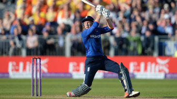 Jonny Bairstow struck a match-winning 83 not out