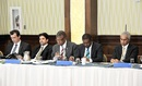 Delegates at 2015 ICC Annual Conference, Barbados, June 25, 2015