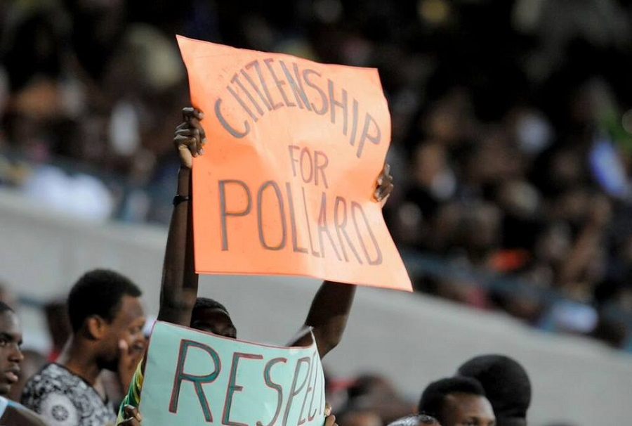Polly for Prez: when Trinidadian Kieron Pollard was named Barbados captain, people protested, but they eventually came to accept him as one of their own