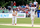Mitchell Marsh became the fifth wicket for Matt Hunn, Kent v Australians, Tour Match, Canterbury, 2nd day, June 26, 2015
