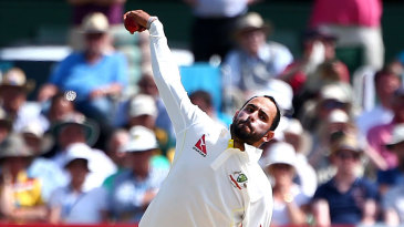 Fawad Ahmed removed Rob Key for 87