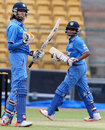 Jhulan Goswami top-scored with 57, India Women v New Zealand Women, 1st ODI, Bangalore, June 28, 2015