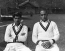Sonny Ramadhin and Alf Valentine, England, April 1950