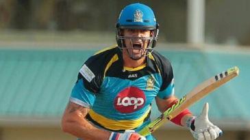 Kevin Pietersen made 26 off 25 balls