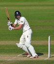 Gordon Muchall was unbeaten at the close, Durham v Yorkshire, County Championship, Division One, Chester-le-Street, June 30, 2015