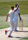 Thomas Moore picked up two wickets in two balls, Essex v Australians, Tour match, Chelmsford, 1st day, July 1, 2015