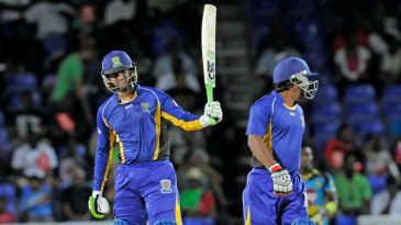 Shoaib Malik's 51 led Barbados Tridents to 148