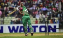 Rony Talukdar is bowled, BCB XI v South Africans, Fatullah, July 3, 2015