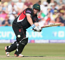 Mark Cosgrove's 74 was in a losing cause, Leicestershire v Birmingham, NatWest T20 Blast, North Group, Grace Road, July 4, 2015