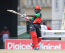 Evin Lewis hit six fours and six sixes in his 82, St Kitts and Nevis Patriots v Jamaica Tallawahs, Basseterre, July 4, 2015