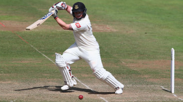 Matt Machan made a century to get Sussex back on top