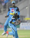 Darren Sammy drops a catch, Jamaica Tallawahs v St Lucia Zouks, CPL 2015, Kingston, July 7, 2015