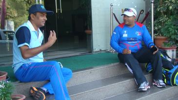 Venkatapathy Raju and Pubudu Dassanayake