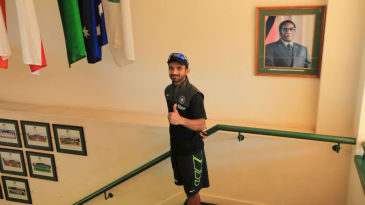 New role, new challenges: Ajinkya Rahane at the Harare Sports Club