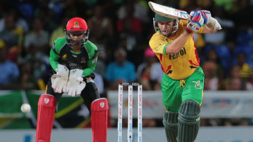 Brad Hodge smashed a 36-ball 61