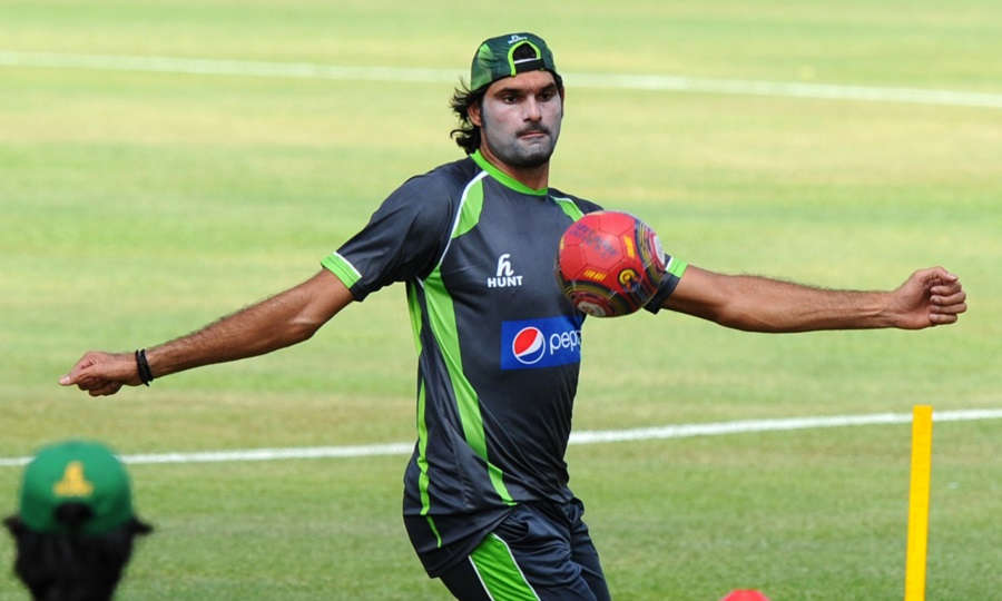 Irfan provisionally suspended from cricket