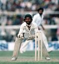 Taslim Arif keeps wicket