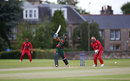 Irfan Karim struck three sixes and seven fours in his 74, Kenya v Canada, World T20 Qualifier, Edinburgh, July 10, 2015