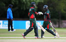 Irfan Karim and Morris Ouma shared a 94-run stand, Kenya v Canada, World T20 Qualifier, Edinburgh, July 10, 2015