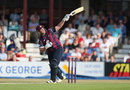 Richard Levi let flying during his innings, Northamptonshire v Leicestershire, NatWest T20 Blast, North Group, Wantage Road, July 12, 2015