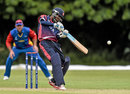 Akeem Dodson top-scored for USA with 49, Namibia v United States of America, World Twenty20 Qualifier, Group A, Belfast, July 13, 2015